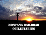 Montana Railroad Collectables