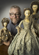 Daniel Agnew Antique Teddy Bears, Toys and Dolls