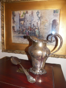 Grace's Antiques, Silver, Fine Art, & Collectibles