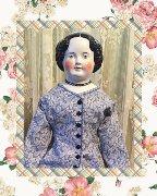 Antique Doll Closet