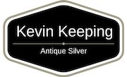 Kevin Keeping Antique Silver