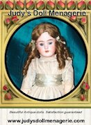 Judy's doll menagerie