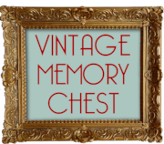 Vintage Memory Chest