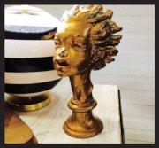 Silver Hippopotamus Industrial Modern Furniture and Artifacts