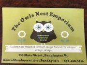 The Owls Nest Emporium