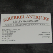 Squirrel Antiques Chichester