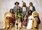 An American Indian: M.F. Woods & Skookum