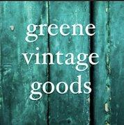 greene vintage goods