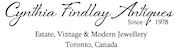 Cynthia Findlay Antiques Estate & Vintage Jewelry