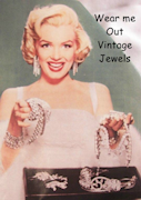 Wear Me Out Vintage Jewels