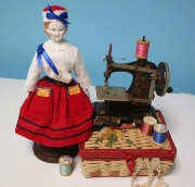 The Vintage Sewing Box