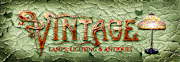 Vintage Lamps and Lighting