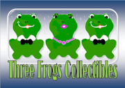 Three Frogs Collectibles