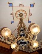 Circa 1850 Antique Lighting & Furnishings