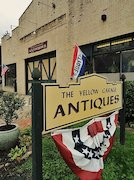 Yellow Garage Antiques Market