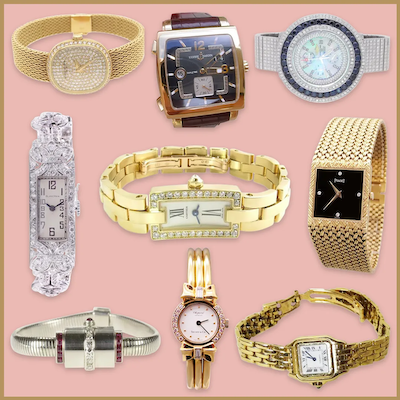 Stylish Watches, All Year around!