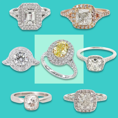 Gorgious Engagement Rings