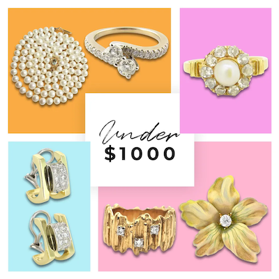 UNDER $1000 : Wonderful Jewelry