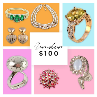 UNDER $100 : Wonderful Jewelry