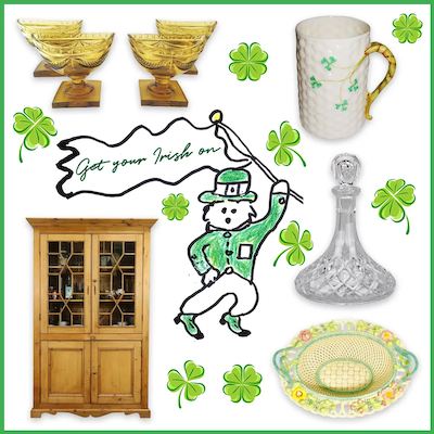 GET YOUR IRISH ON!