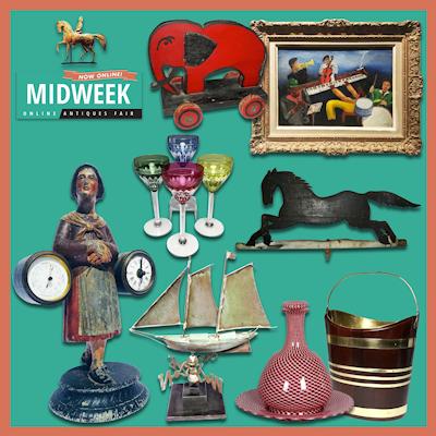 MIDWEEK Online Antique Fair