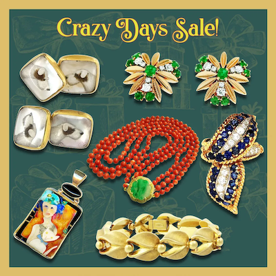 Crazy Days Sales!