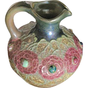 RStK Dornenkrone Amphora pitcher: ceramic jewels featured in Monsters & Maidens Art Nouveau Amphora Book