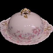 Haviland Limoges France Butter Dish Schleiger 32A - Red Tag Sale Item