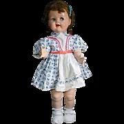 """Vintage Ideal Doll  Saucy Walker 22"""""""
