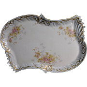 Limoges  French Dresser Tray
