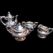 Sterling Silver Tea  Service Gorham