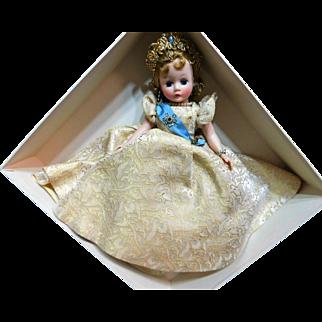Vintage Madam Alexander Queen Elizabeth