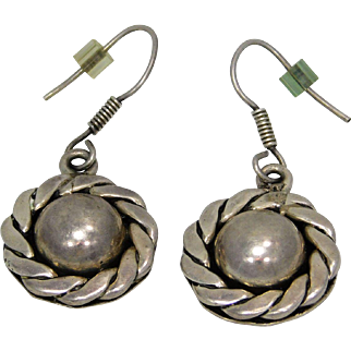 Silver 925 Mexico Earings