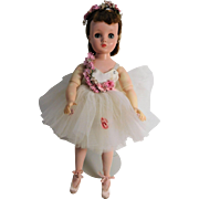 Madam Alexander Ballerina  doll 1950's Elsie