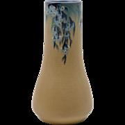 Rookwood Pottery Vase, 1918 Bell Flowers Sherbet Vase #1278E Caroline Steinle