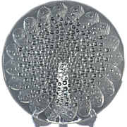 Lalique Crystal Bowl, Pre-1978 Roscoff Fish Bowl