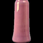 Roseville Pottery Vase, 1921 Pink Lustre Vase #172-9