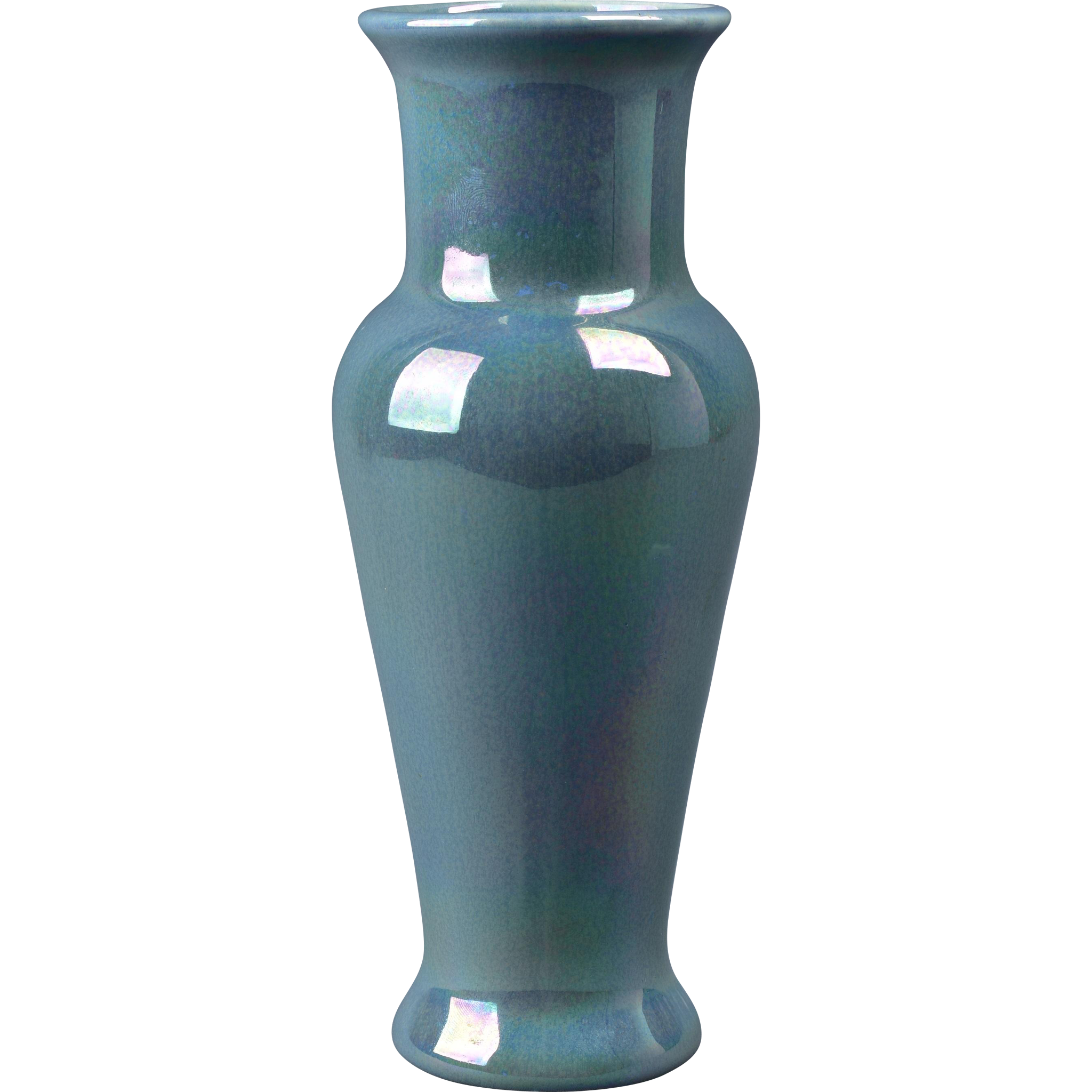 Cowan Pottery 1925 Sea Green Lustre Chinese Vase #631