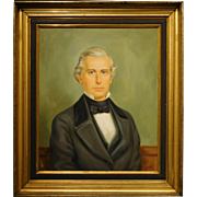 Historical Portrait of a Man by Dorothy Quest