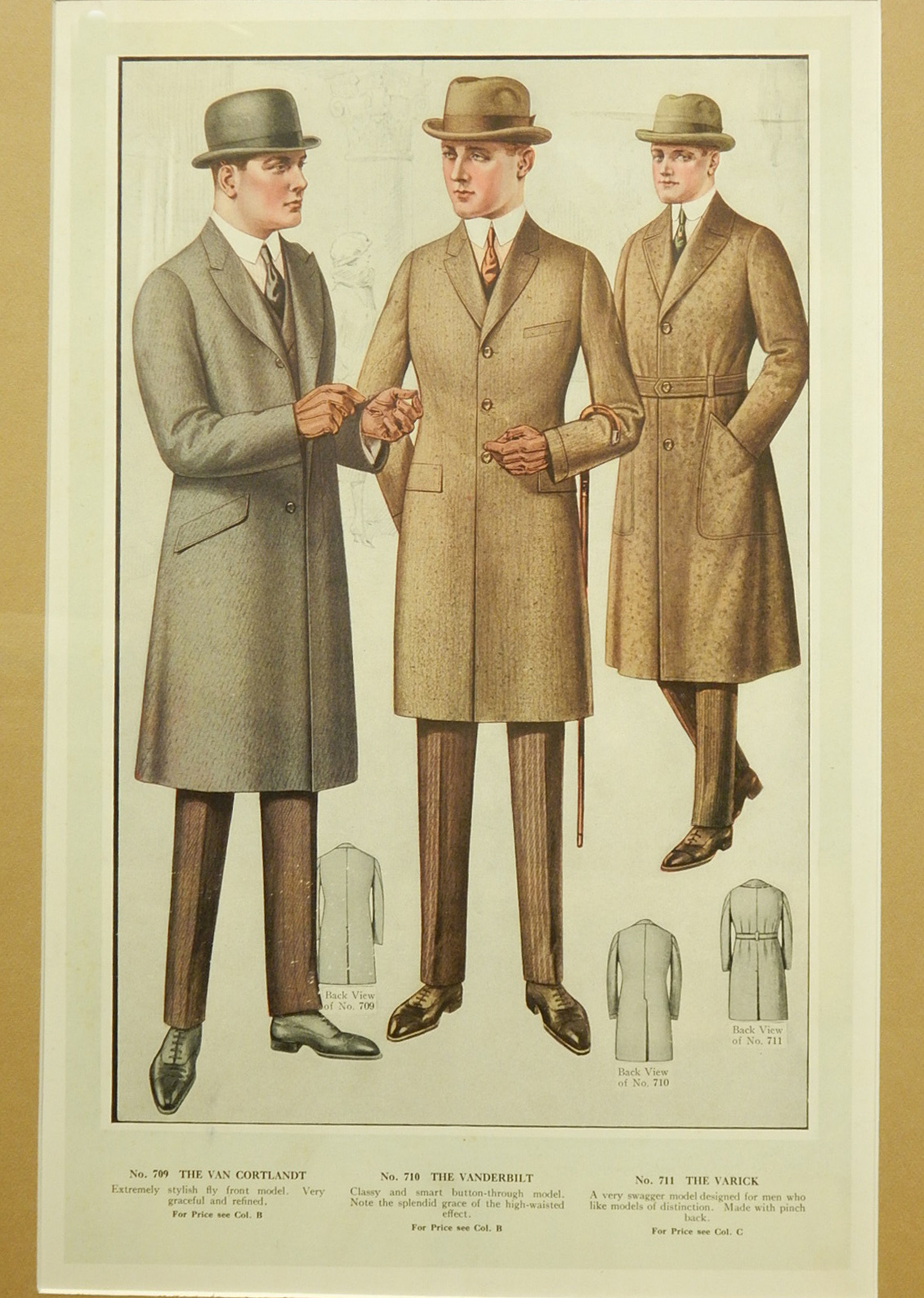 1920s Mens Fashion Pictures