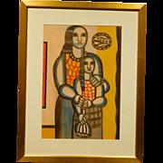 Cubist Still Life, Pastel c.1990
