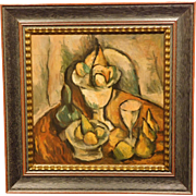 Post-Impressionist Still Life Oil Painting
