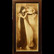 Alexander: Art Nouveau Figure