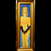 Anngelov: Standing Female Nude