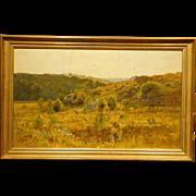 Eug. L. Smith: Valley Landscape