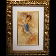 Angel on my Shoulder by Peter Nixon