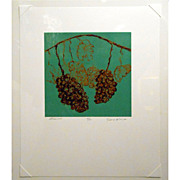 Attraction Silk Screen Print