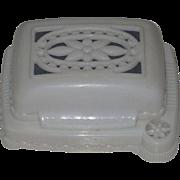 Vintage Celluloid Wedding Ring Presentation Box Art Deco Jonesboro Arkansas