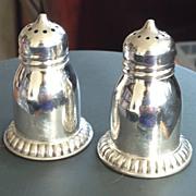 Vintage Birks Sterling Silver Salt & Pepper Shakers