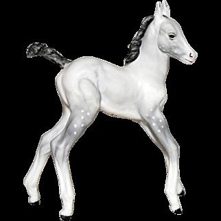Boehm Porcelain Horse Foal Figurine
